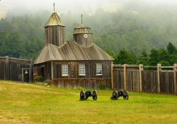 Historic Fort Ross State Park