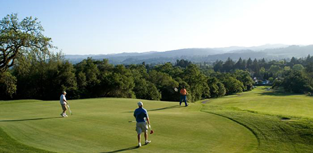 Northwood Golf Club in Monte Rio