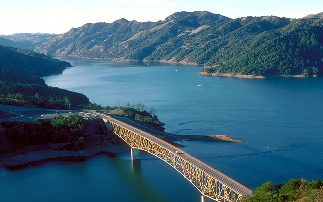 Lake Sonoma Recreational Area