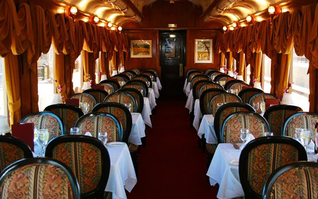 The Napa Wine Train